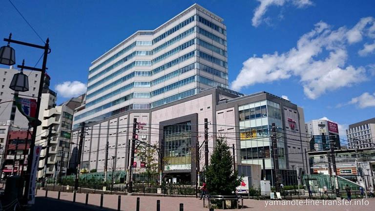 山手線 大塚駅 外観写真
