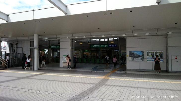JY24 山手線 大崎駅 外観写真