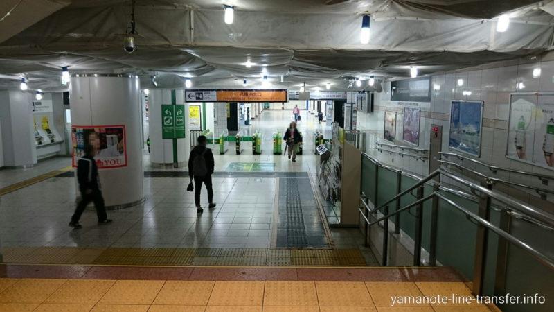 東京駅 八重洲北口改札の写真